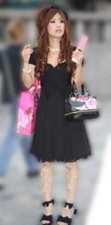 La mode japonaise trouve son inspiration à Harajuku !