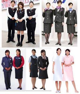 Enquête : les japonais et leur rapport avec l'uniforme