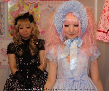 La mode japonaise des Sweet Lolitas