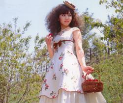 les modes japonaises Loli-country-lolita