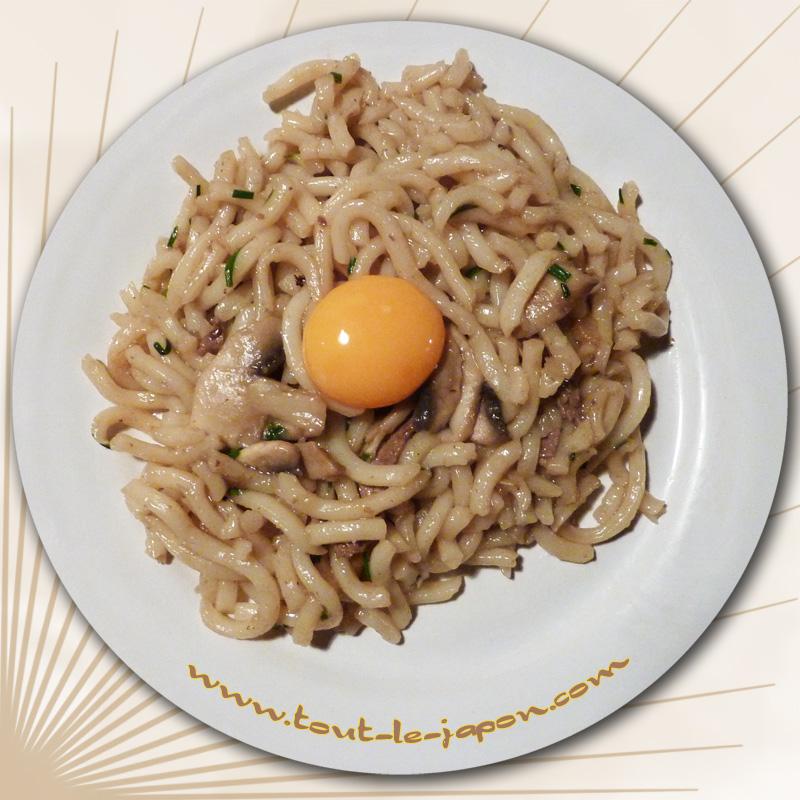 Recette de cuisine japonaise le sukiyaki udon blog tout le japon - Recette soupe japonaise ...