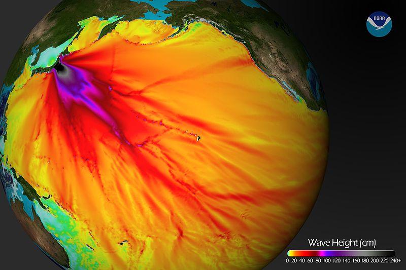 Séisme et tsunami au Japon : Suite et Aide