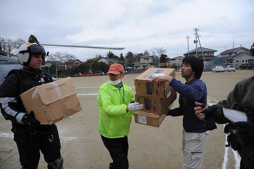 Enquête auprès des japonais sur l'après tremblement de terre