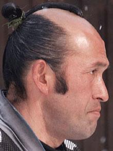 Chonmage, la célèbre coupe de cheveux au Japon