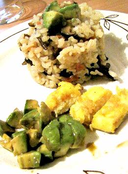 Recette japonaise : le Chirashi Sushi !