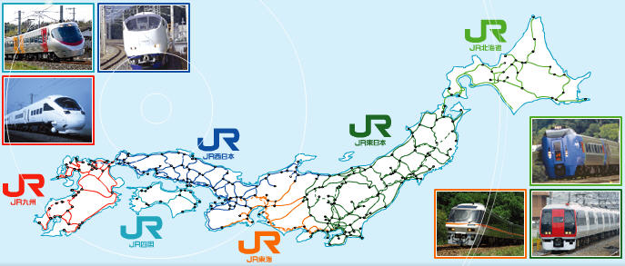 Se déplacer au Japon, une formalité avec le Japan Rail Pass