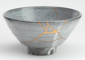 Brève : l'art du Kintsugi s'expose à Paris
