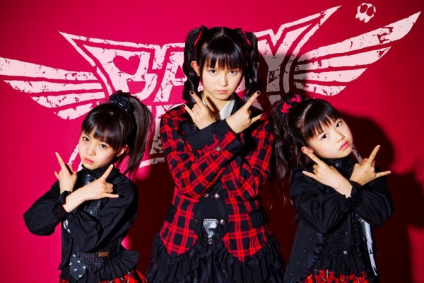 Metal Kawaii japonais : Babymetal
