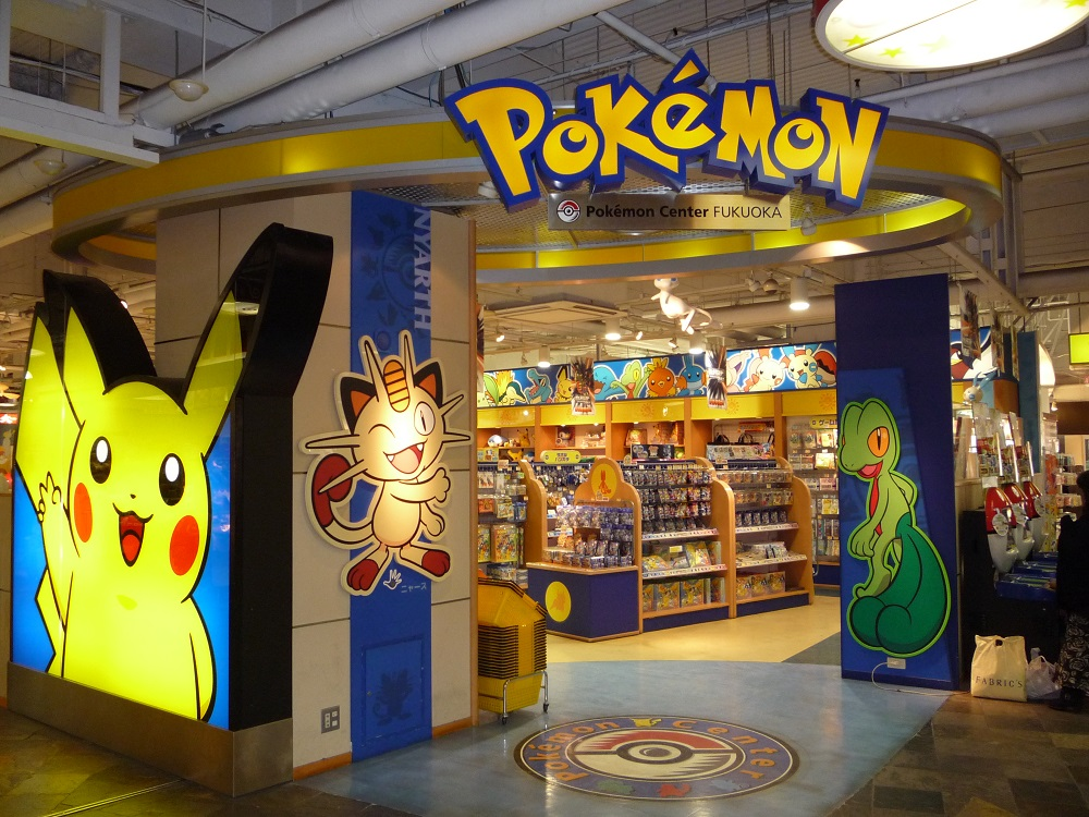 Pokemon Center Paris : ouverture le 4 Juin 2014 !