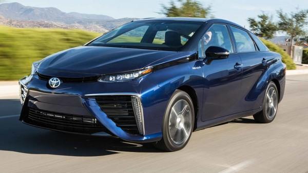 Voiture japonaise : Toyota lance un modèle à hydrogène
